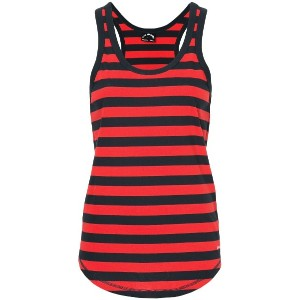 The Upside striped tank top - レッド