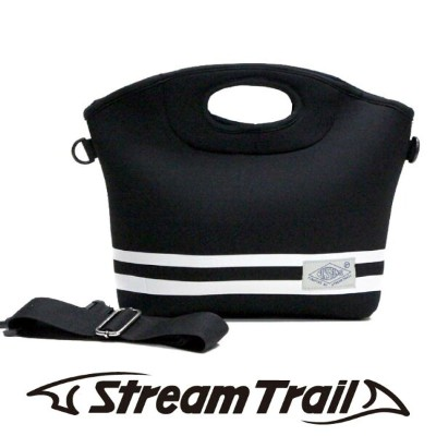 STREAMTRAIL ストリームトレイル Hand bag II neoprene
