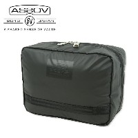 AS2OV/アッソブ TRAVEL SERIES GADGET POUCH 061803 【ポーチ バッグ 旅行 日本正規品】