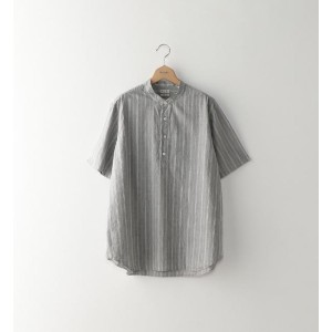 Steven Alan  C/LYCL STRIPE BAND PULLOVER-BOLD/シャツ【ビューティアンドユース ユナイテッドアローズ/BEAUTY&YOUTH UNITED ARROWS...