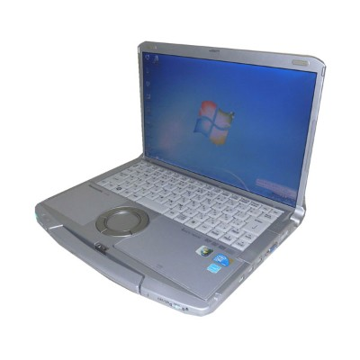 中古ノートパソコン レッツノート Windows7 Panasonic Let'sNote CF-F9(CF-F9LWFJDS) Core i5-560M 2.66GHz/2GB/320GB...