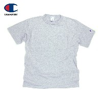 Champion チャンピオン T1011 POCKET-Tee MADE IN USA (GRAY)