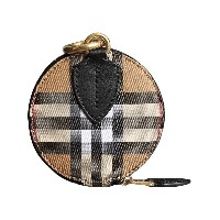 Burberry Vintage Check and Leather Coin Case - マルチカラー