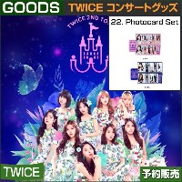 22. Photocard Set / TWICELAND ZONE2 : FANTASY PARK Goods /1次予約/送料無料