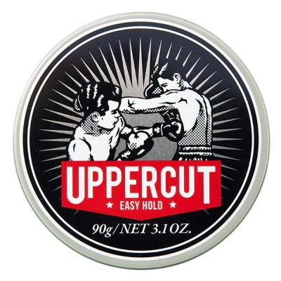 【Uppercut Deluxe Pomade】アッパーカットデラックスポマード【EASY HOLD Pomade】水性ポマード【3.1oz(約90g)】艶なし