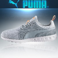 PUMA Carson Heath Wns 189027-02 woman man shoes sneakers running slip-on loafers walking