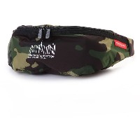 マンハッタンポーテージ Manhattan Portage CORDURA® Lite Collection Brooklyn Bridge Waist Bag (W.Camo) レディース...