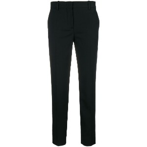Emilio Pucci cropped tailored trousers - ブラック