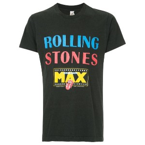 Fake Alpha Vintage The Rolling Stones Tシャツ - ブラック