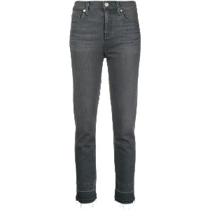 7 For All Mankind スキニージーンズ - グレー