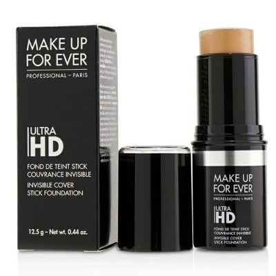 Make Up For EverUltra HD Invisible Cover Stick Foundation - # R330 (Warm Ivory)メイクアップフォーエバーUltra HD...