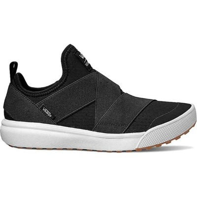 バンズ メンズ スニーカー シューズ UltraRange Gore Slip-on Sneaker Black Textile