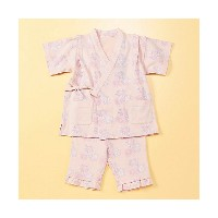 【SALE(伊勢丹)】 COMME CA FOSSETTE/コムサ・フォセット  花火柄甚平(2060XF06) ピンク 【三越・伊勢丹/公式】 衣服~~その他