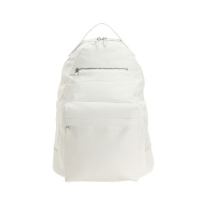 【Theory】Nylon Smooth Lther Backpack 異素材をバランス良く切り替えたバックパック。 ホワイト 大人 セオリー