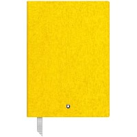 ユニセックス MONTBLANC Fine Stationery Notebook #146 Yellow, Lined ノート イエロー