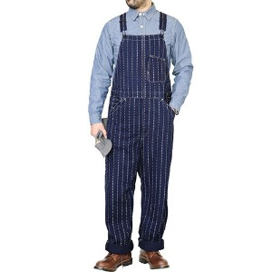 FREEWHEELERS フリーホイーラーズ SILVER HAMMER BIB OVERALLS LATE 1890s STYLE WORK CLOTHING UNION SPECIAL...