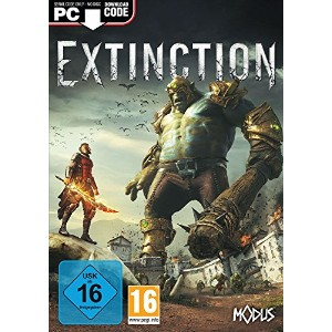 Extinction (PC Download Code in a Box) (輸入版)