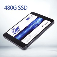 Dogfish SSD 480GB SATA3 III 2.5 Inch Internal Solid State Drive 7MM Height MLC TLC Laptop Hard...