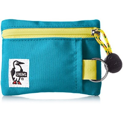 [チャムス]財布 Eco Key Coin Case Turqouise Isle