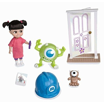 Disney(ディズニー) Disney Animators' Collection Boo Mini Doll Play Set - Monsters, Inc. - 5'' モンスターズインク...