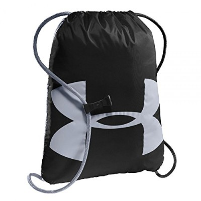 UNDER ARMOUR/ア ンダーアーマー/UA Ozsee Sackpack/サックパック/ジムサック スナップバッグ (001/ブラック)