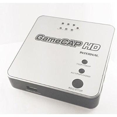 GameCAP HD 1080p / 1080i 60FPS 対応 HDMI 接続対応