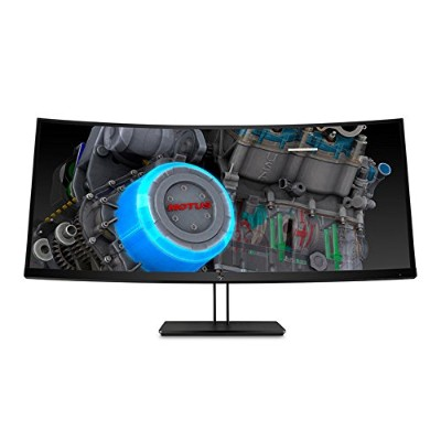 HP(Inc.) Z4W65A4#ABJ HP Z38c Curved プロフェッショナル液晶モニター