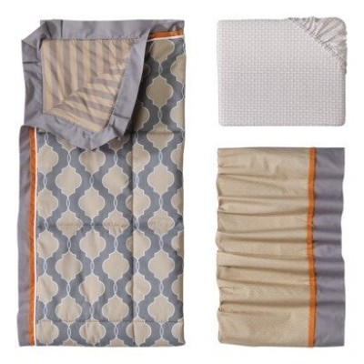 Lambs and Ivy Lexington 3 Piece Crib Set by Lambs & Ivy