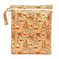 Bumkins Disney Baby Zippered Wet Bag, Winnie The Pooh Woods by Disney