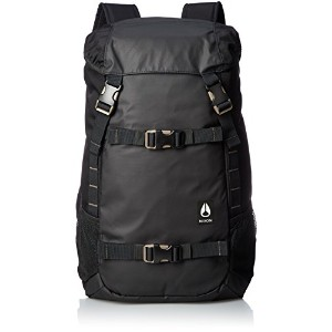 [ニクソン] リュックサック LANDLOCK III BACKPACK NC2813 1148 ALL BLACK NYLON