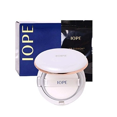 [2016 NEW] IOPE Air Cushion Intense Cover 15g + Refill 15g (#N21 Natural Beige)/アイオペ エアクッション インテンス...
