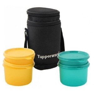 Tupperware Lunch Boxes Including Bag (Executive Lunch Box) by Tupperware [並行輸入品]