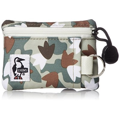 [チャムス] キーコインケース Eco Key Coin Case CH60-0856-Z086-00 Z086 17F Foot Camo