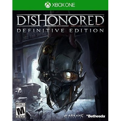 Dishonored Definitive Edition (輸入版: 北米) - XboxOne