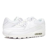 [ナイキ] NIKE AIR MAX 90 ESSENTIAL WHITE/WHITE [並行輸入品]