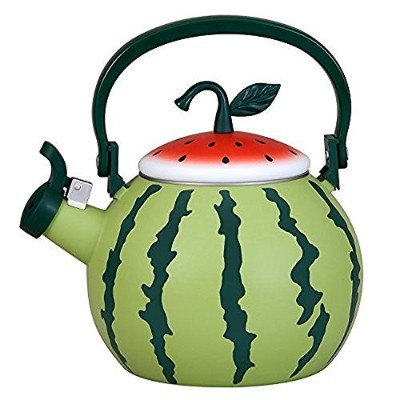 Watermelon Whistling Tea Kettle by Supreme Housewares