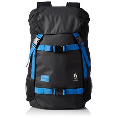 [ニクソン] リュックサック LANDLOCK II BACKPACK NC1953 2835 BLACK/BLUE/FLOAT