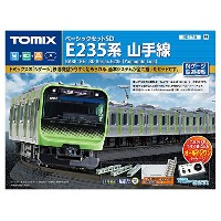 TOMIX Nゲージ ベーシックセットSD E235系 山手線 90175 鉄道模型入門セット