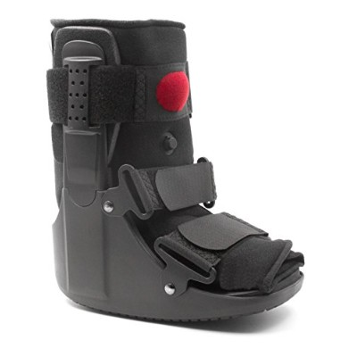 New Design! Mars Wellness Premium Short Air Cam Walker Fracture Ankle / Foot Stabilizer Boot -...