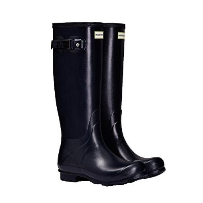 Hunter Women 's Norris Field Rain Boots ブルー