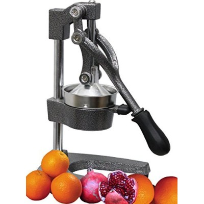 Commercial Citrus Juicer by eleganceinlife手動ジューサーHeavy Duty forオレンジPomegranateレモンライム、グレープフルーツ
