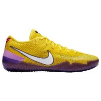 (取寄)ナイキ メンズ コービー AD NXT コービー ブライアント Nike Men's Kobe AD NXT Kobe Bryant University Gold Court Purple