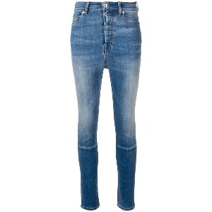 Unravel Project high waist skinny jeans - ブルー