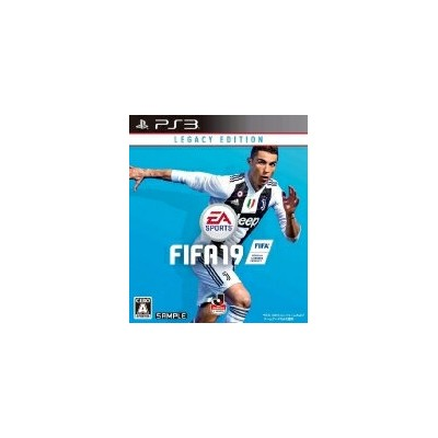 【送料無料】 PS3ソフト(Playstation3) / 【PS3】FIFA 19 【GAME】