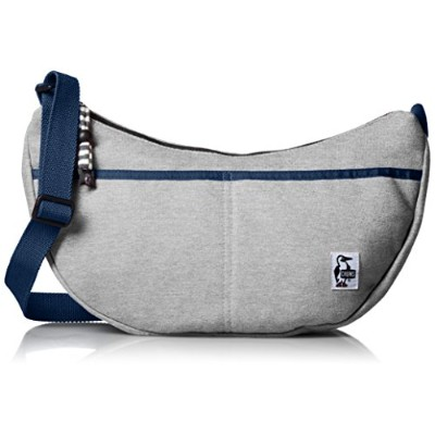 [チャムス] CHUMS Small Banana Shoulder Sweat H-Gray/Navy
