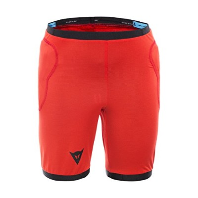 DAINESE(ダイネーゼ) SCARABEO SAFETY SHORTS 3879700 BLACK/RED JL