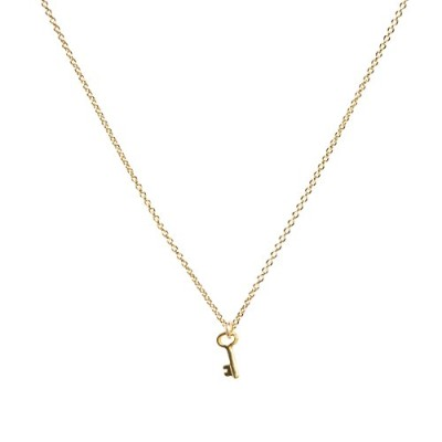 ペンダントDogeared Women Gold Necklace of Length 45.72cm MG1592-IN[並行輸入]