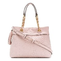 Tory Burch Fleming small tote bag - ピンク