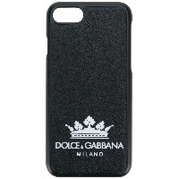 Dolce & Gabbana iPhone 7/8 カバー - ブラック