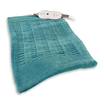 Sunbeam 938-511 Microplush King Size Heating Pad with LED Controller by Sunbeam